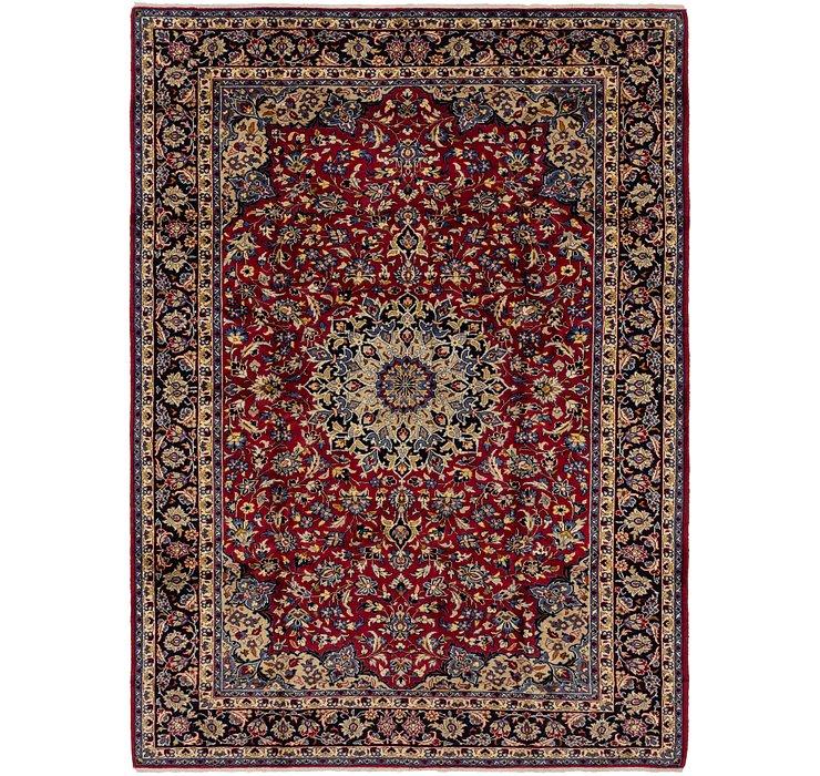 8' 2 x 11' 6 Isfahan Persian Rug