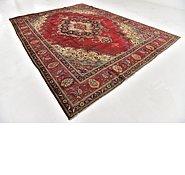 Link to 9' 7 x 12' 10 Tabriz Persian Rug