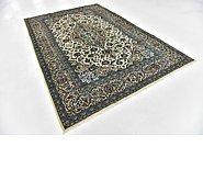 Link to 6' 7 x 9' 9 Kashan Persian Rug