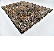 Link to 9' 4 x 13' Kashmar Persian Rug