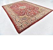 Link to 9' 4 x 13' Meshkabad Persian Rug