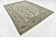 Link to 8' 3 x 11' 2 Kashan Persian Rug