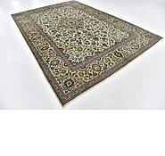 Link to 7' 10 x 11' 9 Kashan Persian Rug
