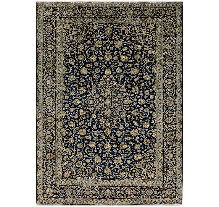 9' 3 x 13' 2 Kashan Persian Rug