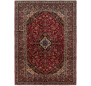 Link to 8' x 11' 2 Kashan Persian Rug
