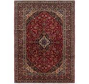 Link to 8' x 11' 2 Kashan Persian Rug