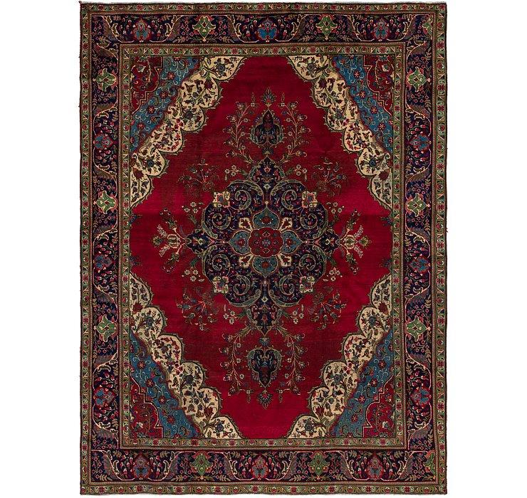 9' 8 x 13' 2 Tabriz Persian Rug