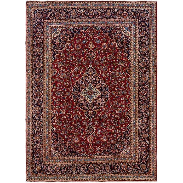9' 7 x 13' 5 Kashan Persian Rug