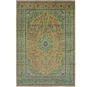 Link to 9' 4 x 13' 7 Mashad Persian Rug