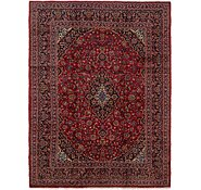 Link to 9' 6 x 12' 9 Kashan Persian Rug
