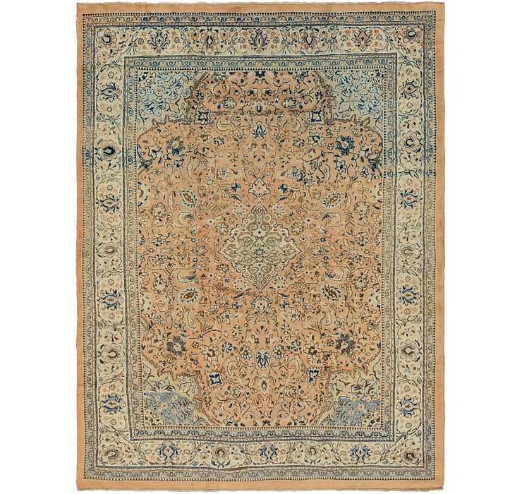 290cm x 390cm Farahan Persian Rug