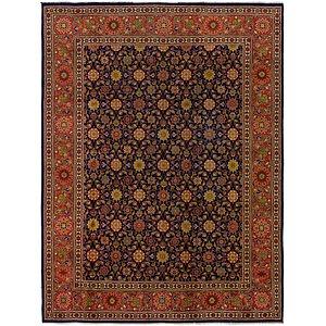 Link to 250cm x 343cm Tabriz Persian Rug page