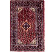 Link to 6' 5 x 10' Farahan Persian Rug
