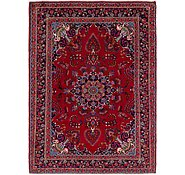 Link to 8' 3 x 11' Mashad Persian Rug