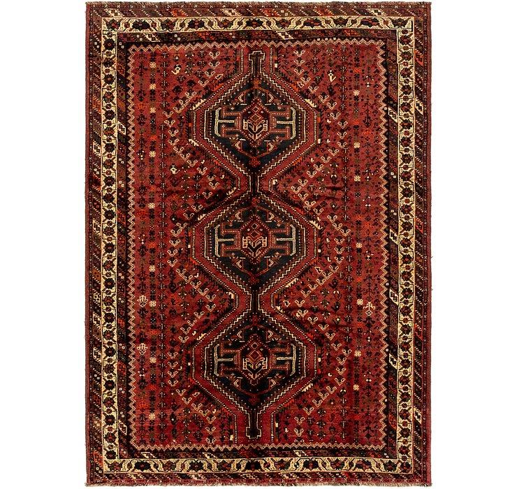 6' 10 x 10' Ghashghaei Persian Rug