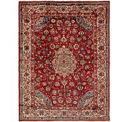 Link to 9' 7 x 13' Sarough Persian Rug