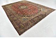 Link to 9' 7 x 13' Kashan Persian Rug
