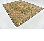 Link to 9' 2 x 11' 9 Kashan Persian Rug