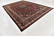 Link to 9' 6 x 13' 3 Mashad Persian Rug