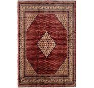 Link to 7' 2 x 11' 2 Farahan Persian Rug