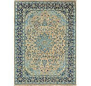 Link to 280cm x 390cm Kashan Persian Rug