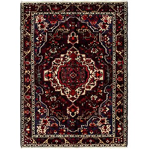 Link to 208cm x 295cm Bakhtiar Persian Rug page