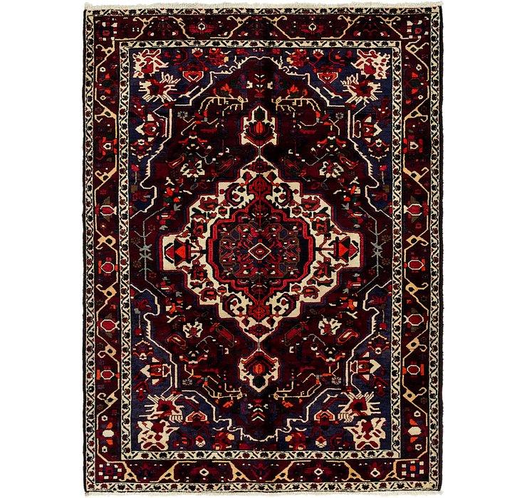 6' 10 x 9' 8 Bakhtiari Persian Rug