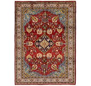 Link to 7' 10 x 10' 10 Kashan Persian Rug
