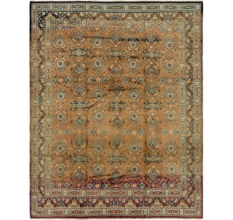 10' x 13' Birjand Persian Rug