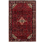 Link to 6' 7 x 10' 9 Hossainabad Persian Rug