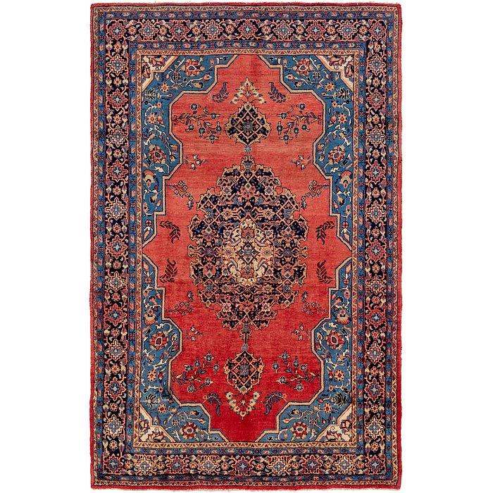 7' 3 x 11' 8 Golpayegan Persian Rug