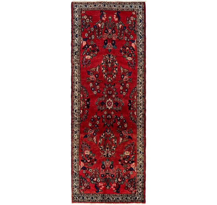 3' 6 x 10' 3 Liliyan Persian Runner ...