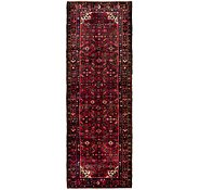 Link to 105cm x 318cm Hossainabad Persian Runner Rug