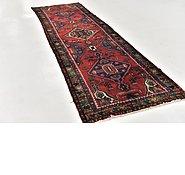 Link to 3' 2 x 10' Hamedan Persian Runner Rug