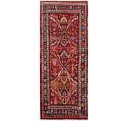 Link to 122cm x 312cm Hamedan Persian Runner Rug