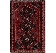 Link to 5' x 7' 4 Ghashghaei Persian Rug