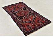 Link to 3' x 6' 8 Hamedan Persian Runner Rug