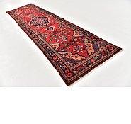 Link to 3' 3 x 13' 2 Hamedan Persian Runner Rug