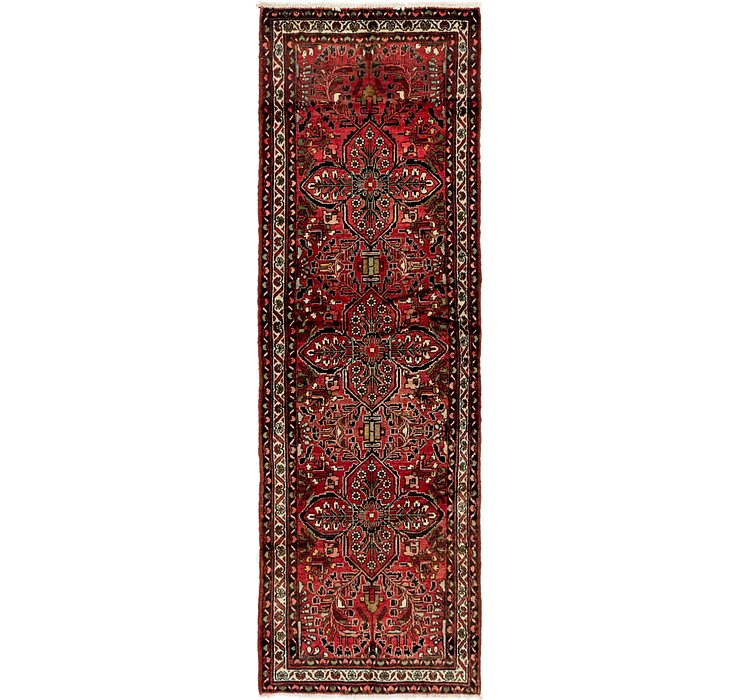 102cm x 310cm Mehraban Persian Runner...