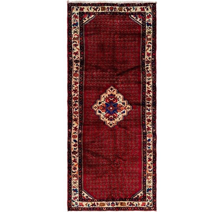 4' x 9' 3 Shahsavand Persian Runn...