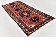 Link to 3' 8 x 9' 5 Khamseh Persian Runner Rug