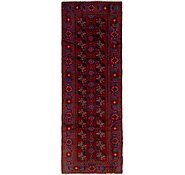 Link to 102cm x 287cm Balouch Persian Runner Rug