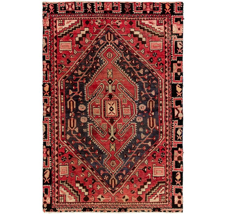 122cm x 183cm Tuiserkan Persian Rug