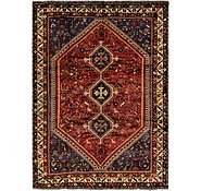 Link to 6' 9 x 9' 4 Ghashghaei Persian Rug