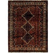 Link to 6' 3 x 8' Ghashghaei Persian Rug