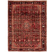 Link to 5' 9 x 7' 9 Hossainabad Persian Rug