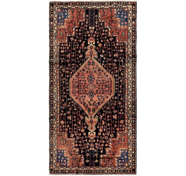 140cm x 292cm Tuiserkan Persian Rug