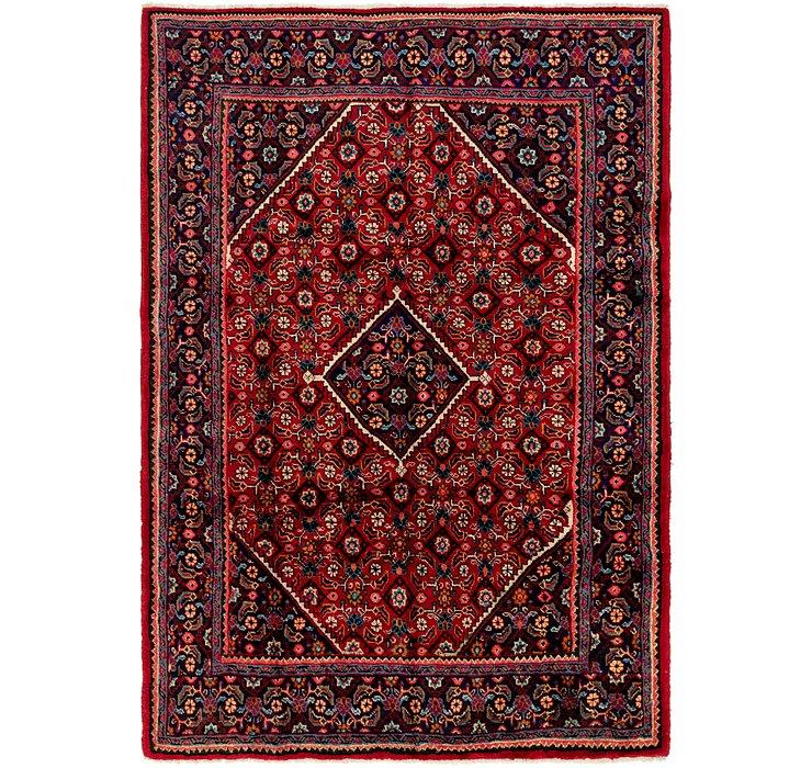 6' 8 x 9' 4 Mahal Persian Rug