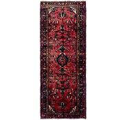 Link to 3' 6 x 9' Khamseh Persian Runner Rug