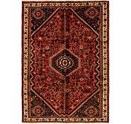 Link to 6' 6 x 9' 2 Ghashghaei Persian Rug